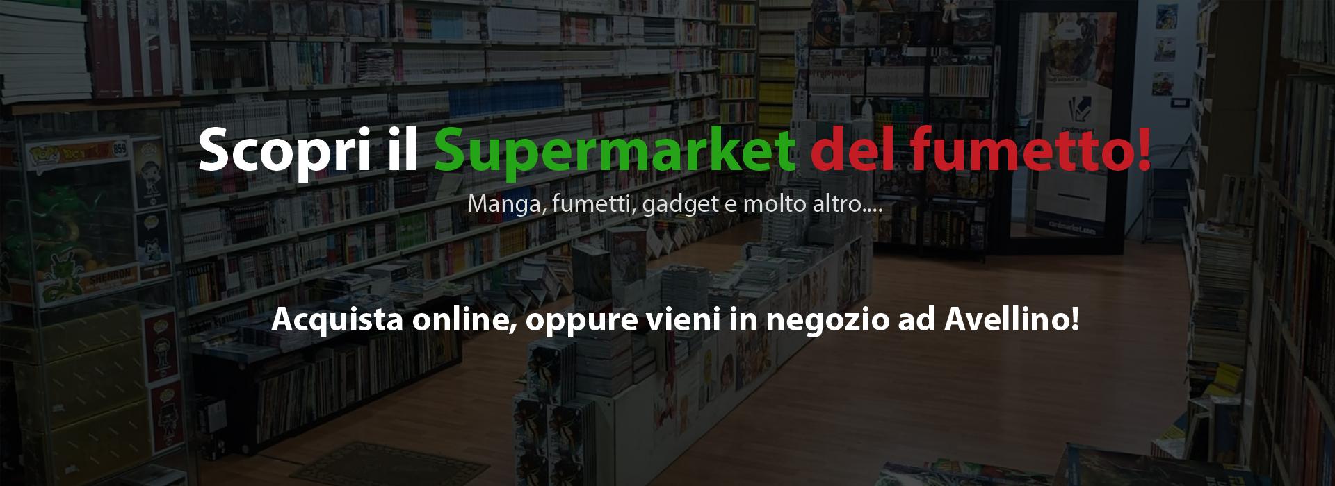 supermarket del fumetto